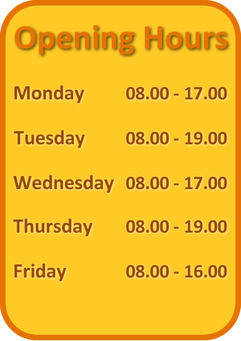 Opening Hours.fw